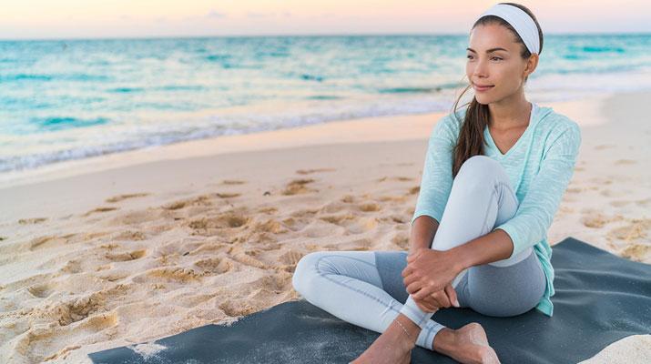 Santosha nella pratica dello yoga