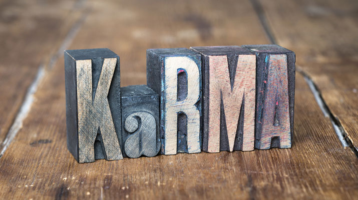 Significato karma