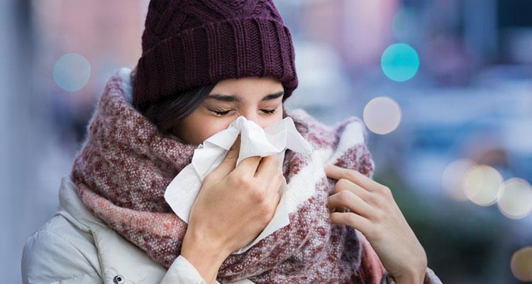 le cause del raffreddore