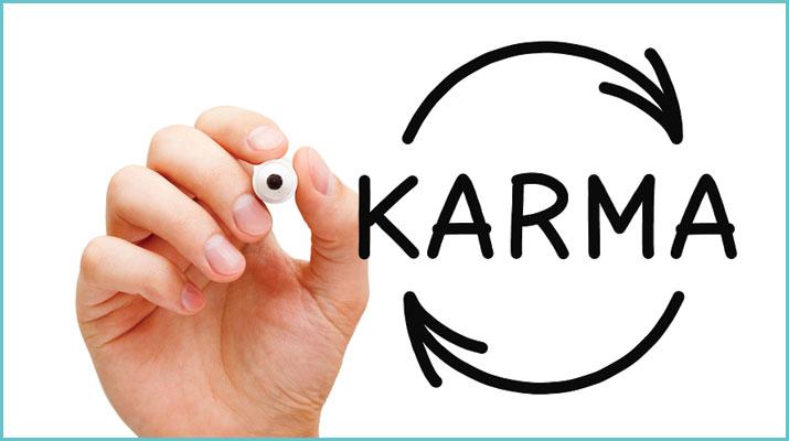 Che cose il karma