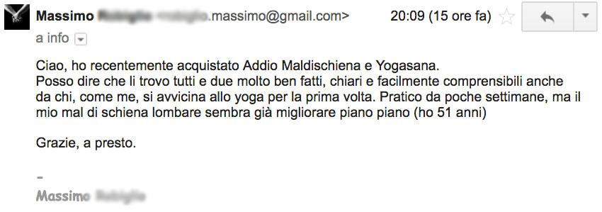 Recensione-AddioMaldischiena-Yogasana-Massimo