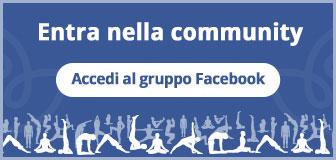 Gruppo Facebook Yoga