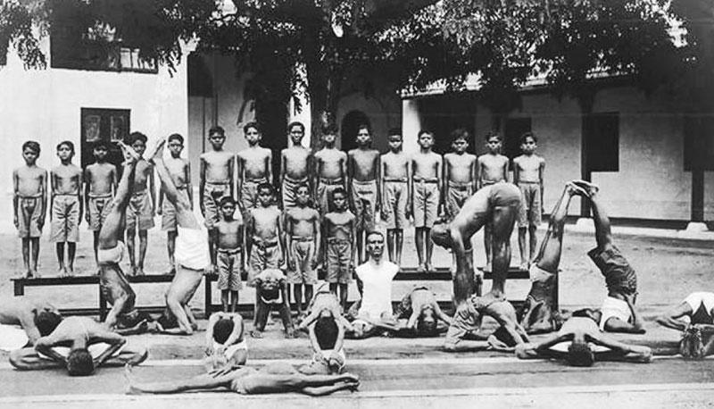 Curiosita yoga