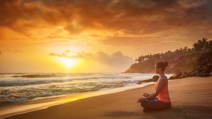 La meditazione in breve