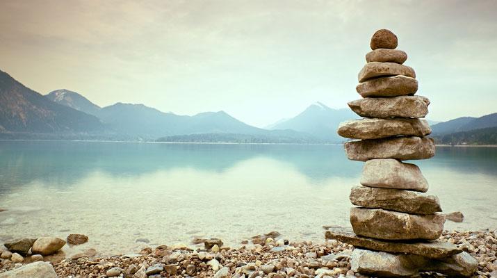 La meditazione nella vita