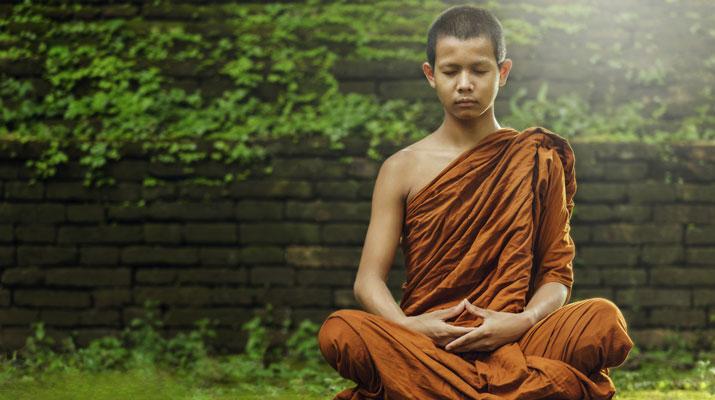 Le varie tecniche di meditazione