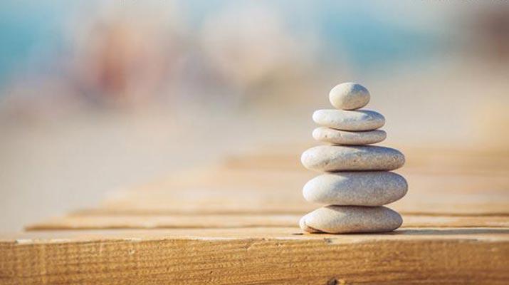 Equilibrio interiore nella vita