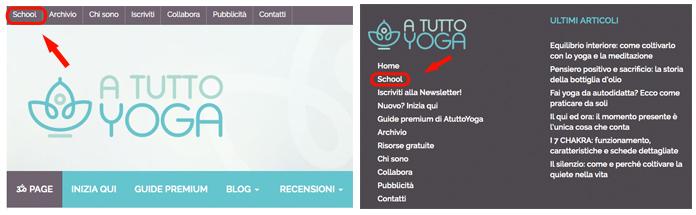 Link AtuttoYoga School