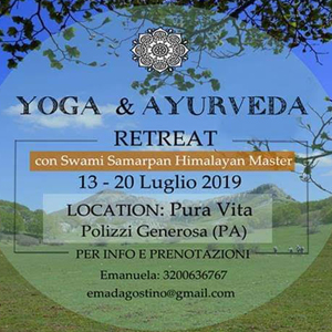 Yoga Ayurveda retreat