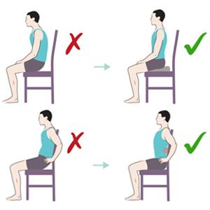 Il mal di schiena nella vita quotidiana