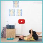 Yoga per rilassare la schiena | Pratica di 15 min