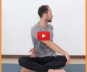 Yoga per la schiena parte lombare