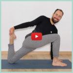 Yoga per quadricipiti forti e flessibili