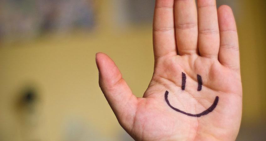 Sorridere benefici