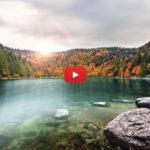 La meditazione del lago