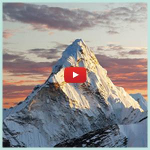 Meditazione della montagna