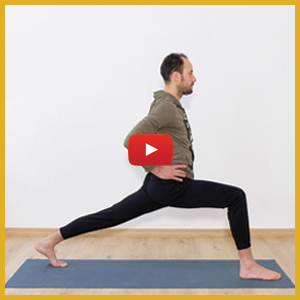 Yoga per gambe forti