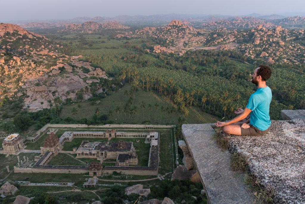 Andrea Pascale India Yoga