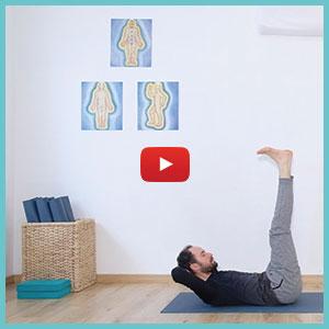 Yoga per rafforzare l'addome