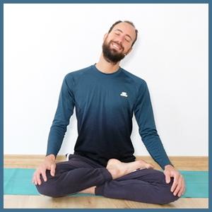Yoga per il collo