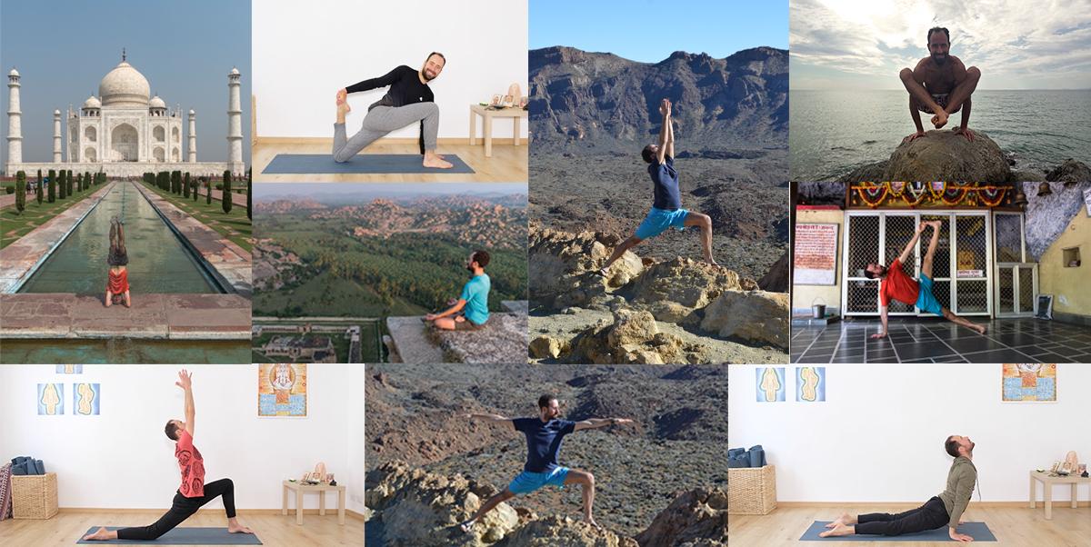 Andrea Pascale Insegnante Yoga Scuola Online