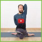 Yoga per aprire  anche e spalle