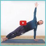 Yoga per i lati del corpo forti e distesi