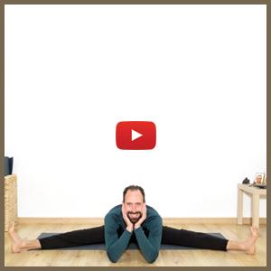 Yoga per aprire le anche