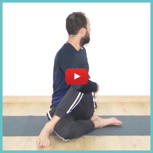 Yoga per la pancia gonfia