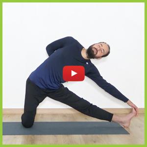 Yoga per i fianchi