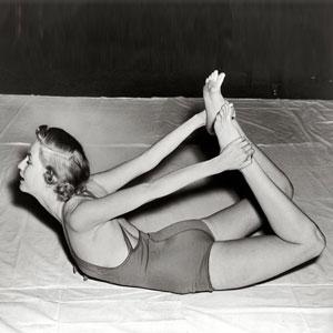 Donne e yoga