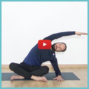 Yoga per la scoliosi