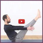 Yoga per tonificare l'addome