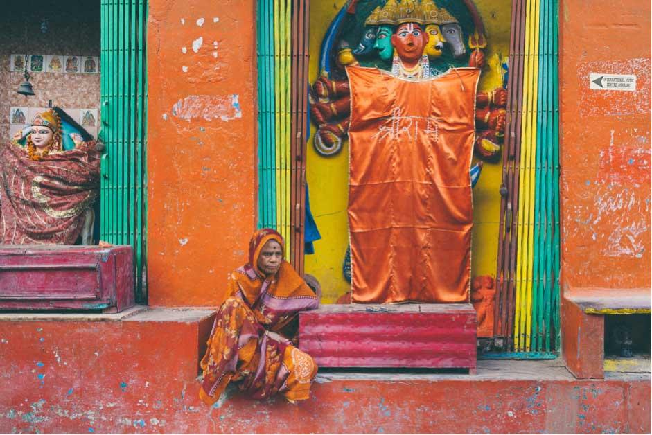 India luogo spirituale
