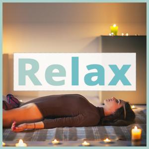 Relax yoga per la sera