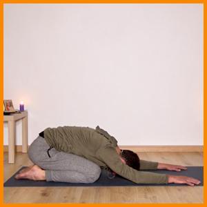 Relax per la schiena yoga