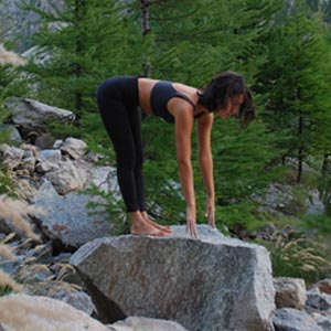 Yoga-arrampicata