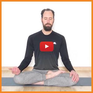 Esercizio yoga diaframma